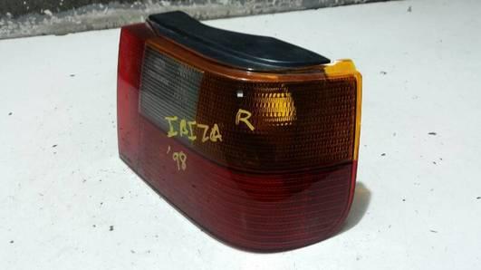 A2810881 LAMPA PRAWY TYL SEAT IBIZA 98R