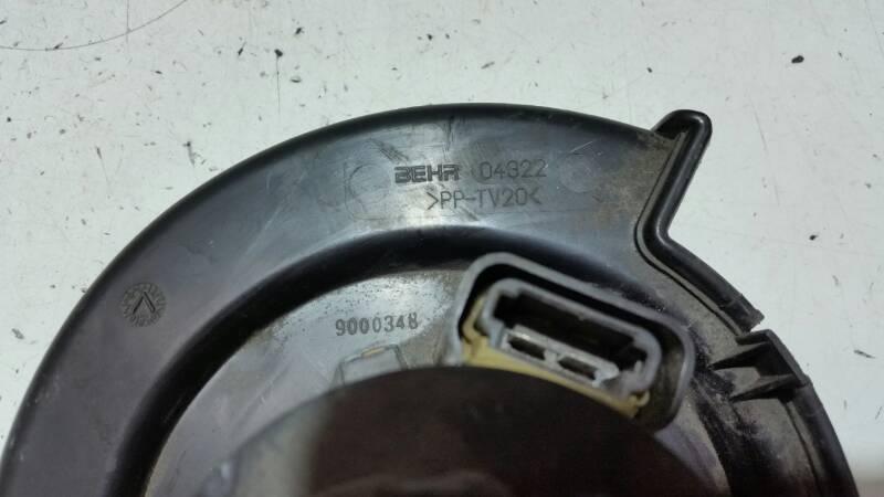 9000346 DMUCHAWA WENTYLATOR OPEL ASTRA G
