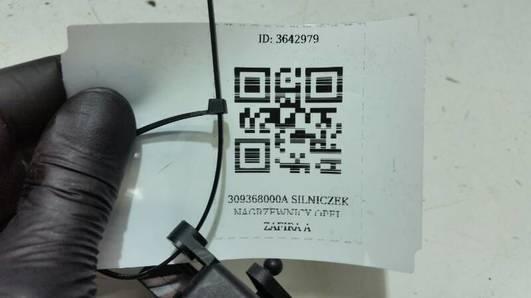 309368000A SILNICZEK NAGRZEWNICY OPEL ZAFIRA A