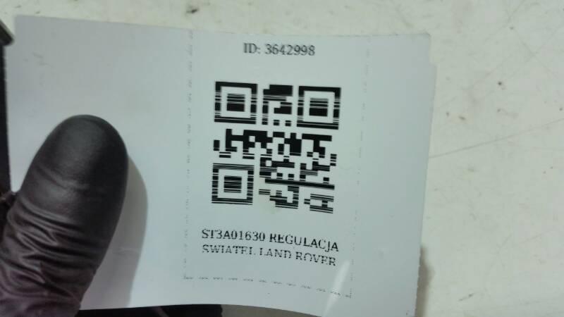 ST3A01630 REGULACJA SWIATEL LAND ROVER