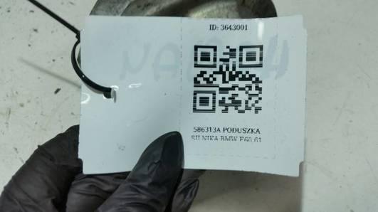 6769874 PODUSZKA SILNIKA BMW E60,61