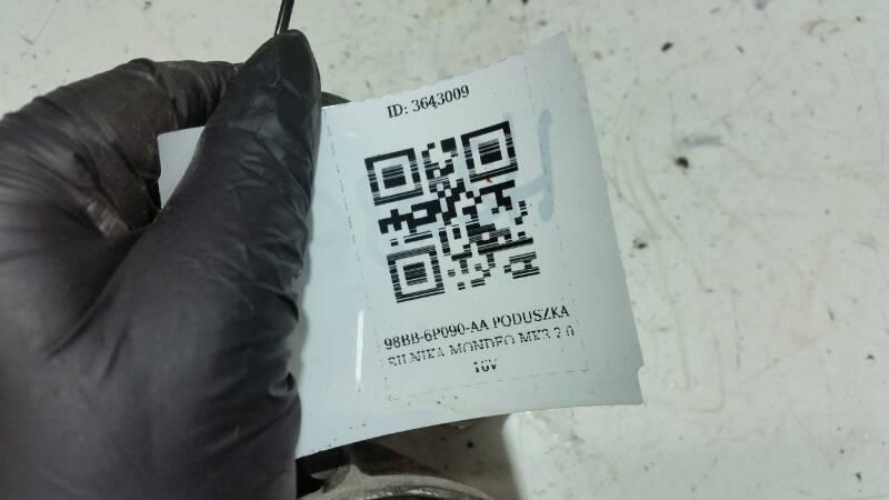 98BB-6P090-AA PODUSZKA SILNIKA MONDEO MK3 2.0 16V