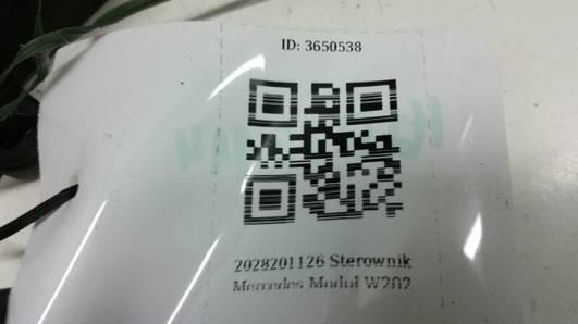 2028201126 Sterownik Mercedes Moduł W202