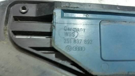 251837892 KRATKA NAWIEWU TRANSPORTER T3 VW