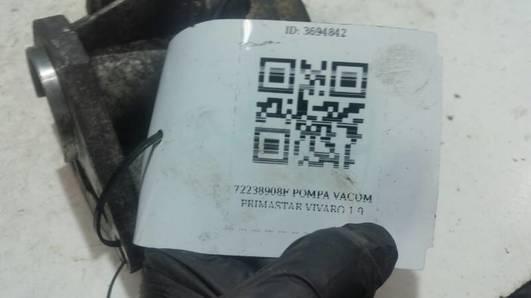 72238908F POMPA VACUM PRIMASTAR VIVARO 1.9