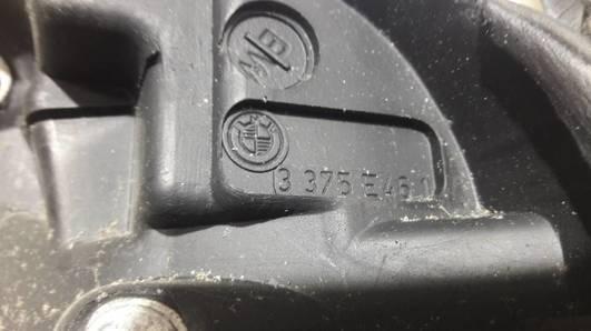 3375E461 KIEROWNICA BMW E46
