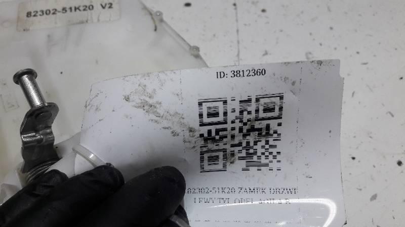 82302-51K20 ZAMEK DRZWI LEWY TYL OPEL AGILA B