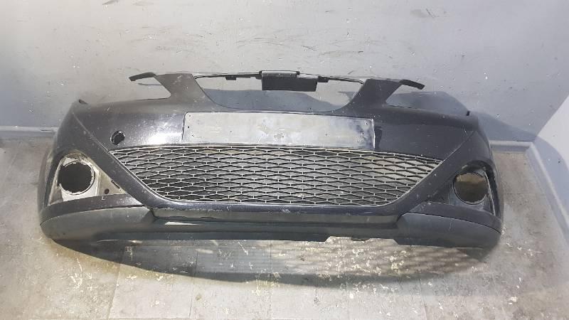 6J0807221A ZDERZAK PRZEDNI SEAT IBIZA IV CZARNY