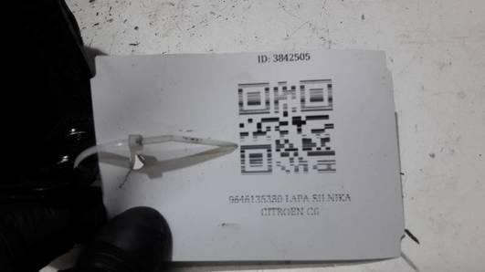 9646135380 LAPA SILNIKA CITROEN C6