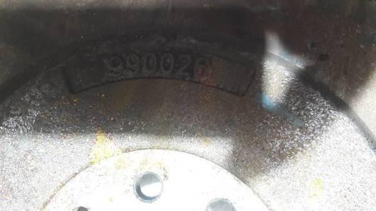 990026 SPRZEGLO PEUGEOT 206 2.0HDi