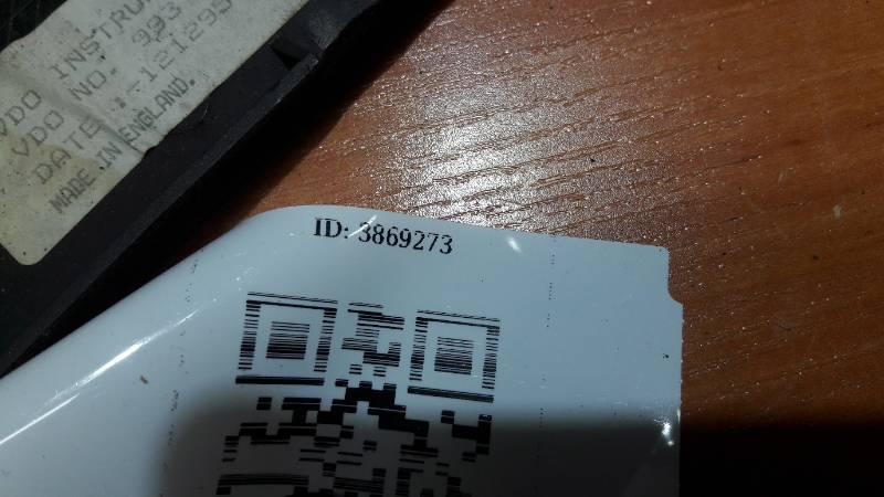 81117744 ZEGAREK RAMKA KONSOLI ROVER 825 95r