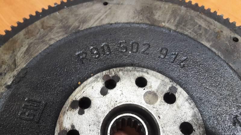 R90502914 SPRZEGLO OPEL VECTRA B 2.0 16V