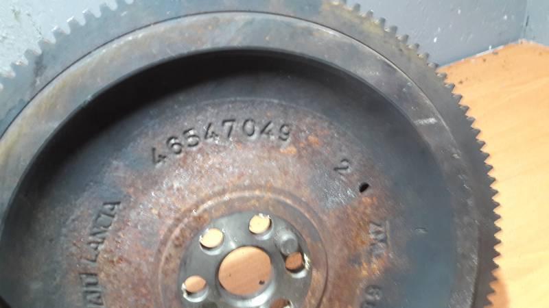 46547049 SPRZEGLO FIAT MULTIPLA II 1.6
