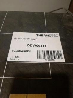 SILNIK DMUCHAWY AUDI A4 B5 THERMOTEC DDW003TT