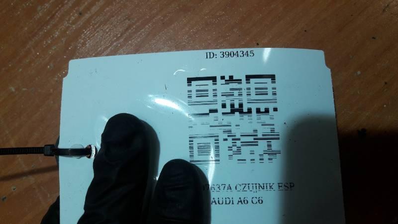 4F0907637A CZUJNIK ESP AUDI A6 C6