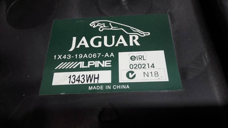 1X43-19A067-AA SUBWOOFER TYL JAGUAR X-TYPE