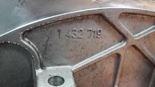 1432719 MISKA OLEJOWA BMW E46 1.8 1.9