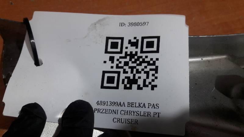 4891399AA BELKA PAS PRZEDNI CHRYSLER PT CRUISER