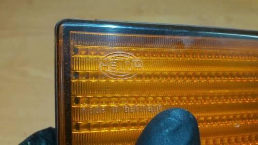 535945107 LAMPA LEWA VW CORRADO