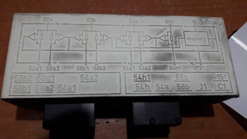 4669065 KOMPUTER  STEROWNIK SWIATEL SAAB 9000  96R