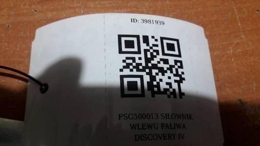 FSG500013 SILOWNIK  WLEWU PALIWA DISCOVERY IV