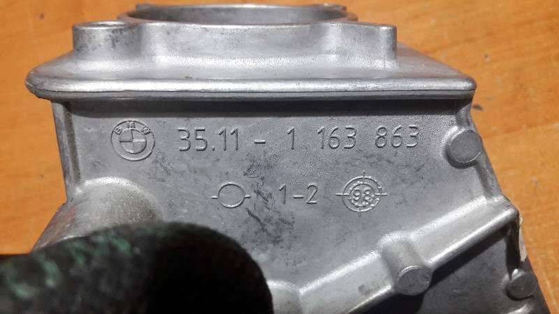 1163863 PEDALY SPRZEGLA I HAMULCA BMW E46 1.9 99R
