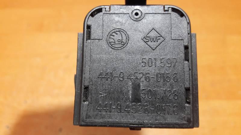 501597 PRZELACZNIK SWIATEL SKODA FELICIA I