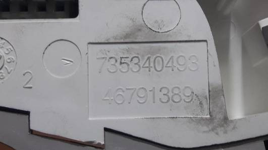 735340498 LAMPKA KABINY FIAT STILO