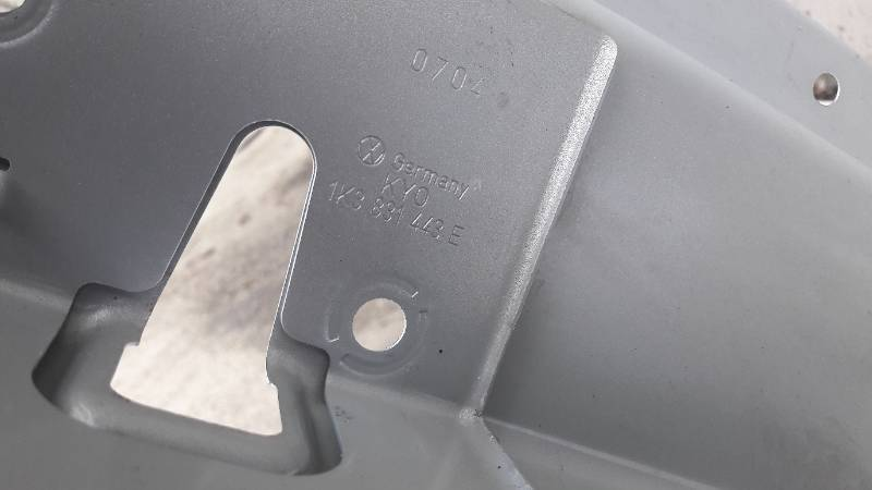 1K3831443K DRZWI LEWY PRZOD VW GOLF V