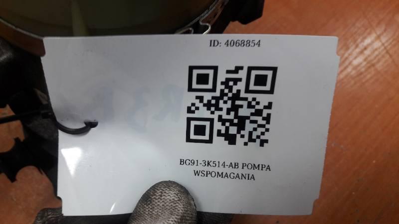 BG91-3K514-AB POMPA WSPOMAGANIA FORD MONDEO MK4