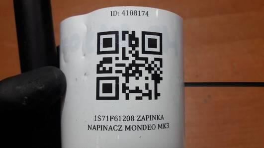 1S71F61208CA ZAPINKA NAPINACZ MONDEO MK3