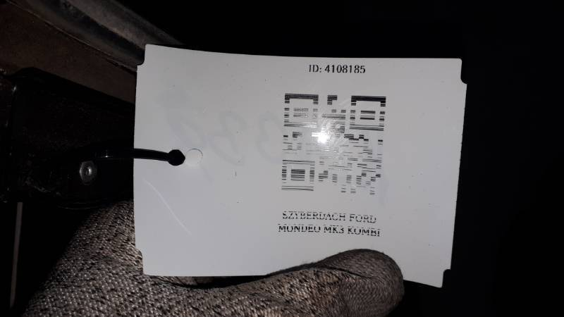SZYBERDACH FORD MONDEO MK3 KOMBI