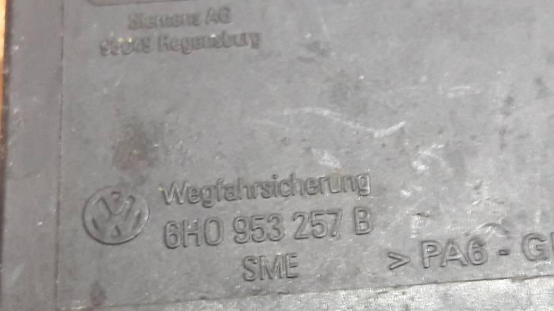6H0953257B MODUL IMMOBILIZERA VW LUPO SEAT AROSA