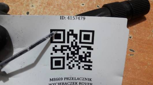M8669 PRZELACZNIK WYCIERACZEK ROVER FREELANDER G