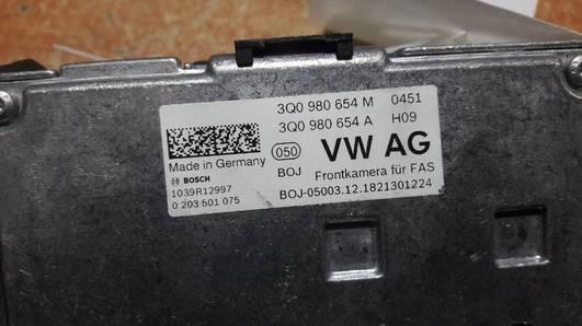 3Q0980654M KAMERA ASYSTENT PASA VW PASSAT B8