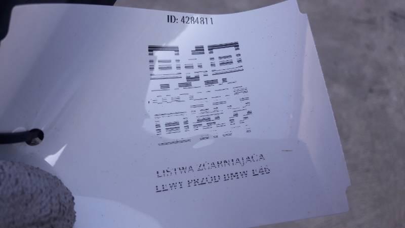 LISTWA ZGARNIAJACA LEWY PRZOD BMW E46