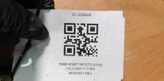95BB-8C607 WENTYLATOR CHLODNICY FORD MONDEO MK2