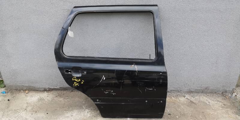 DRZWI VW GOLF III PRAWY TYL 5D CZARNE