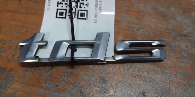 8119643 EMBLEMAT TDS  BMW 5 E39