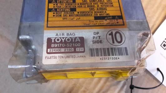 89170-52100 SENSOR AIRBAG TOYOTA YARIS P1