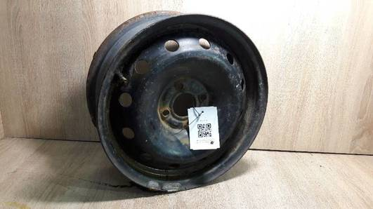 RE515015 FELGA STALOWA 6Jx15 ET43 4x100 RENAULT