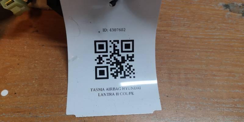 TASMA AIRBAG HYUNDAI LANTRA II COUPE
