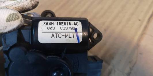 XW4H19E616AC SILNICZEK NAGRZEWNICY JAGUAR S-TYPE