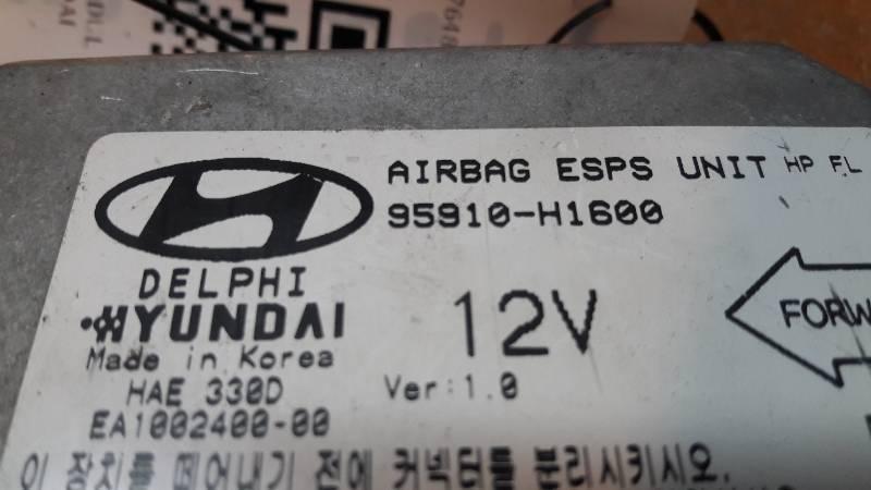 95910-H1600 MODUL AIRBAG HYUNDAI TERRACAN