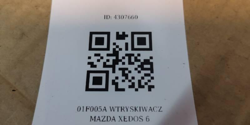01F005A WTRYSKIWACZ MAZDA XEDOS 6