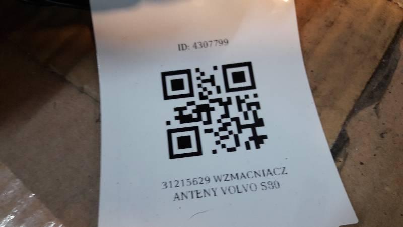 31215629 WZMACNIACZ ANTENY VOLVO S80