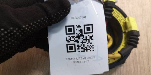 TASMA AIRBAG LEXUS GS300 93-97