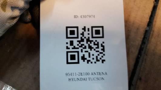95411-2E100 ANTENA HYUNDAI TUCSON