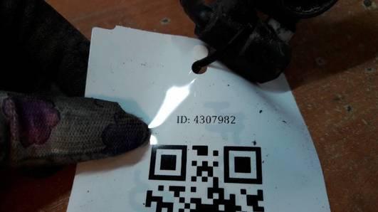 9641553880 POMPKA SPRYSKIWACZY RENAULT LAGUNA II
