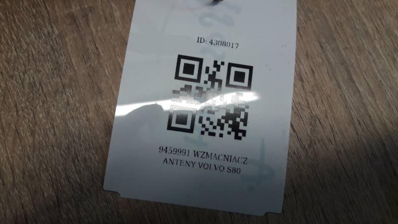 9459991 WZMACNIACZ ANTENY VOLVO S80